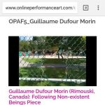 OPAF5 Guillaume Dufour Morin