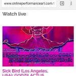 OPAF5 Sick Bird