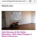 OPAF5 Kate Morales & Nic Koller